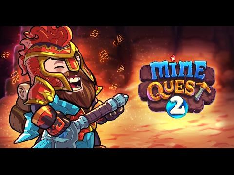 Играй Mine Quest 2 На ПК 2