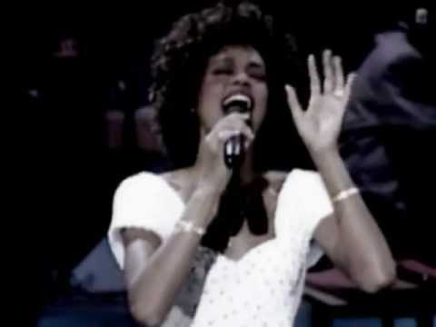 Whitney Houston-One Moment In Time(Live 1989)