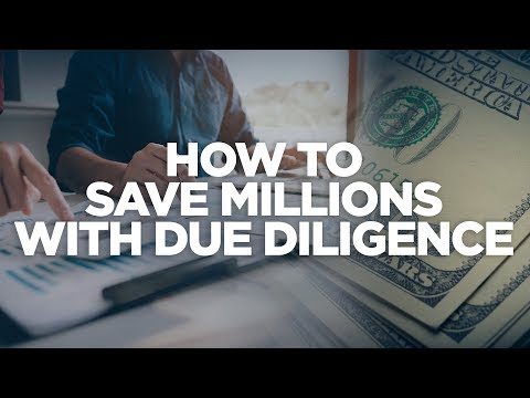 How to Save Millions with Due Diligence - Grant Cardone photo