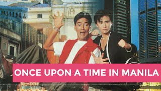 ONCE UPON A TIME IN MANILA - FULL MOVIE - VIC SOTTO COLLECTION