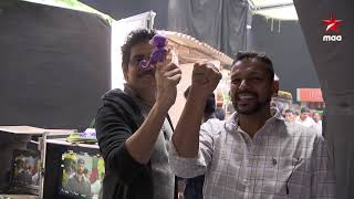 Bigg Boss Telugu 3- Nagarjuna- Behind The Scenes Exclusive..