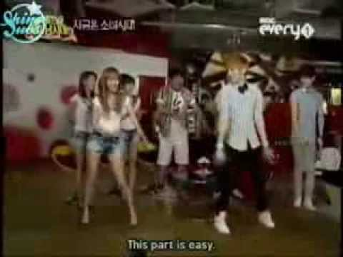 SHINee Key and SNSD Jessica Jung Genie