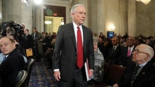 Jeff Sessions opposes Muslim immigration ban