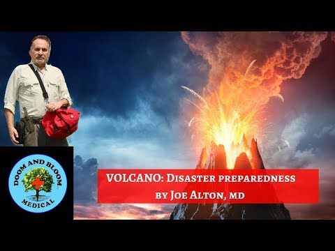Volcano Safety Tips and Disaster Preparedness