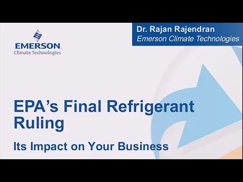 EPA Final Refrigerant Ruling: Its Impact on Your Business