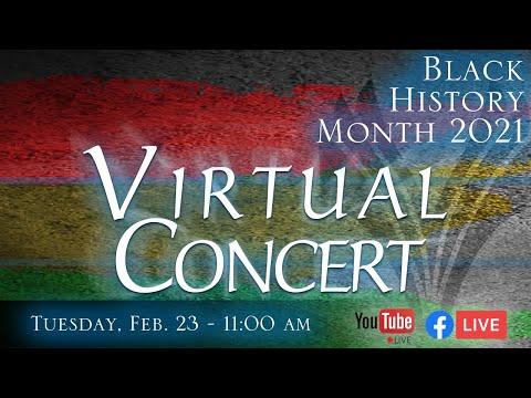 Voorhees College Black History Month Virtual Concert