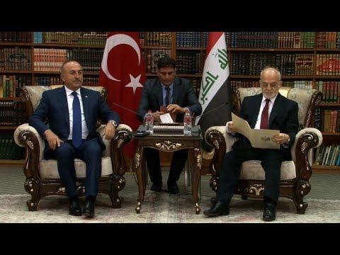 """وزير الخارجية التركي: الاستفتاء حول استقلال كردستان العراق """"خطأ"""