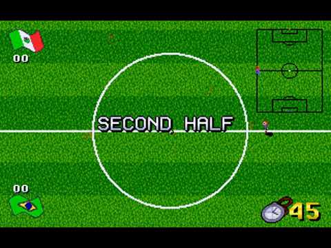 DDM Soccer '96 (Digital Dreams Multimedia) (MS-DOS) [1996]