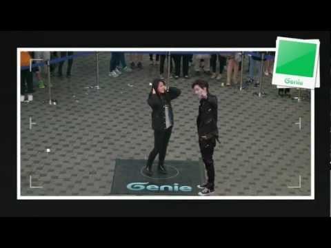 EXO-K_AR SHOW with Genie_Sequence 02 'Dance with KAI [EXO-K]'_Episode in DaeJeon, Korea