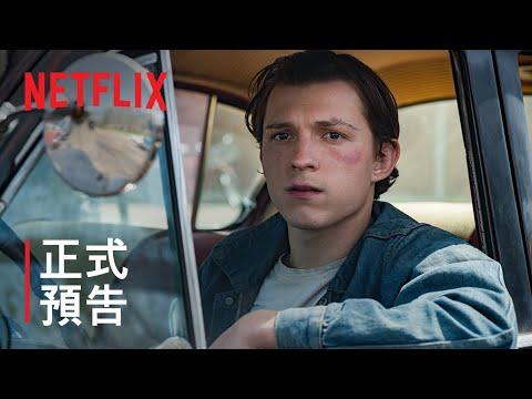 《神棄之地》湯賀蘭與羅拔柏迪臣主演 | 正式預告 | Netflix