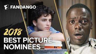 2018 Oscars: All Best Picture Nominees Compilation