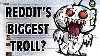 Reddit's Biggest Troll: Violentacrez - Internet Hall of Fame