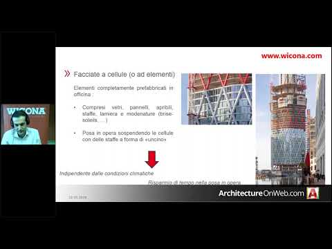 FormazioneOnWEB.it - Facciate vetrate continue e Sistemi con telaio in alluminio - 22.05.18