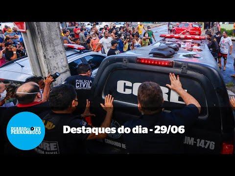 Notícias de 29/06: indiciada no Caso Miguel depõe, testes de Covid em planos de saúde e posse adiada