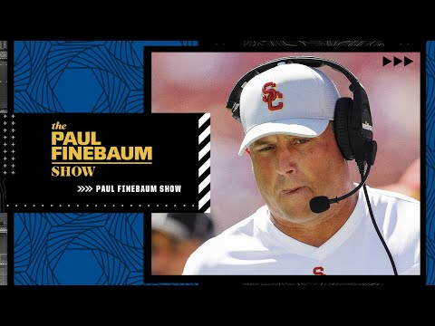 Bruce Feldman on Clay Helton being out as USC head coach | The Paul Finebaum Show