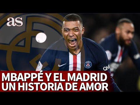 Las 6 razones por las que Mbappé sí o sí debe jugar en el Real Madrid | Diario AS
