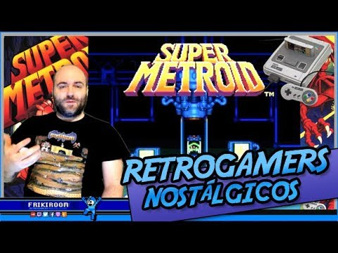 Super Metroid (SNES) | Exploradores RetroGamers