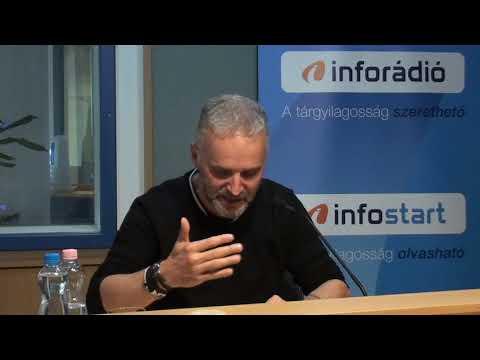 InfoRádió - Aréna - Wachsler Tamás - 2. rész - 2020.09.04.