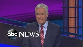 'GMA' Hot List: 'Jeopardy!' host Alex Trebek reveals cancer diagnosis