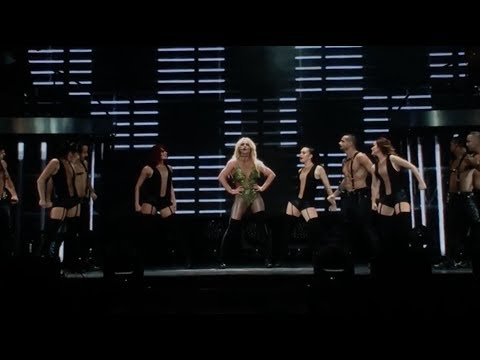 Britney Spears - Break the Ice (Britney: Live In Concert - Taipei, Taiwan) [Screener]