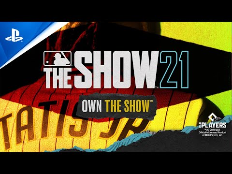 MLB The Show 21 – Available Now. Own The Show. | PS5, PS4