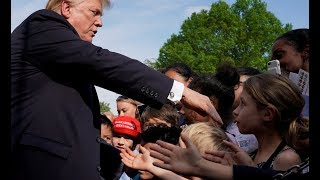 WATCH: Trump speaks at White House's Take Our Daughters And Sons To Work Day
