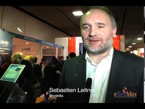 ITB Berlin 2015- Interview with Sebastien Leitner, Expedia