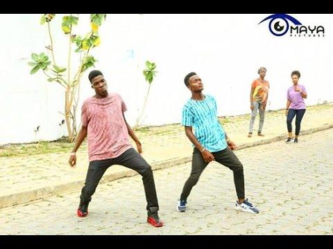 DANCING 25 AFRICAN DANCES IN ONE MINUTE how to dance afrobeats-Azonto, Shoki tutorial