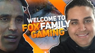 Welcome to Fox Family Gaming   Kyle & Rick Fox