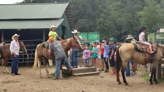 Du lịch cưỡi ngựa Oklahoma