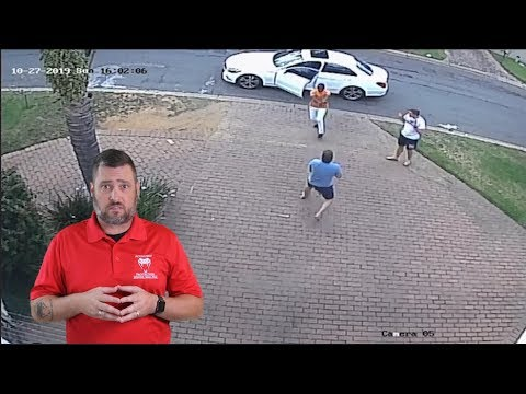 Prepared Defender Thwarts Attempted Robbery