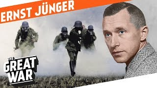 Storm of Steel - Author And Officer Ernst Jünger  I WHO DID WHAT IN WW1?