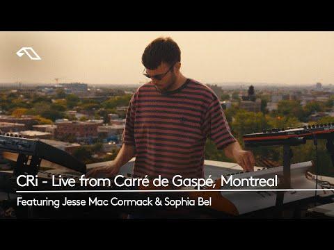 CRi - Live from Carré de Gaspé, Montreal