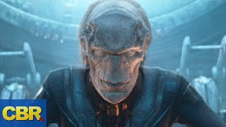 What Nobody Realized About Red Skull, Proxima Midnight and Ebony Maw In Avengers Infinity War