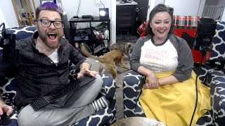 Travis and Teresa AMA Livestream for MFD!