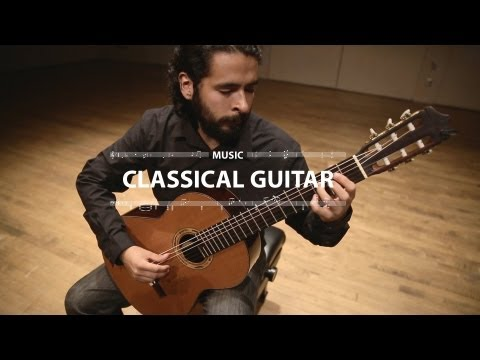 Promo for CSUN Guitar Program