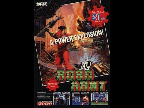 Robo Army Arcade Sound Track