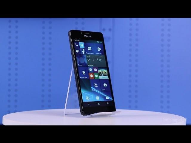 Belsimpel-productvideo voor de Microsoft Lumia 950 Black