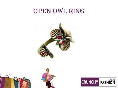 BUY ONLINE DESIGNER FASHION RING