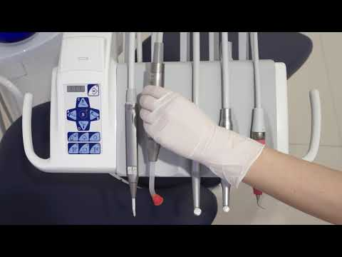 Switching instruments in Planmeca Compact i dental units