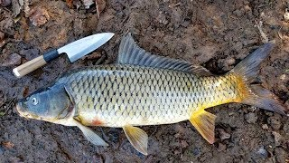 How to Catch Clean & Cook Carp - Simple Carp Recipe & Carp Fishing Tips