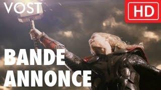 Thor : le monde des ténèbres :  bande-annonce VOST