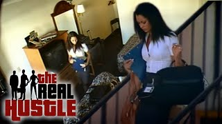 Fake Hotel Inspector | The Real Hustle