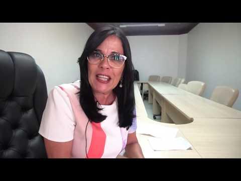 Entrevista com a vereadora Gerusa Sampaio-DEM