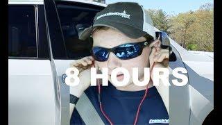 I traveled  8 hours to go bass fishing