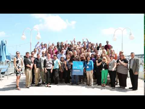 A Cheer from Customers and ANCILE Team Members at APUG 2015