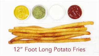 Karikari Jyaga Foot Long Potato Fries