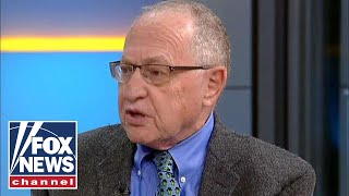 Dershowitz: Trump was smart to answer Mueller in writing