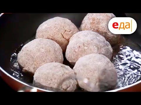 Кислые щи с гречневыми шариками | Кухня по заявкам