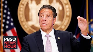 Gov. Cuomo on why he isn't sure Biden's position is 'as strong as the polls'
